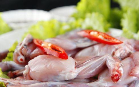 Thịt cóc có chứa hàm lượng dinh dưỡng cao