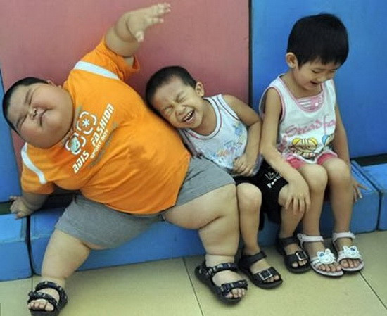 Nguyên nhân gây ra chứng bệnh béo phì ở trẻ em