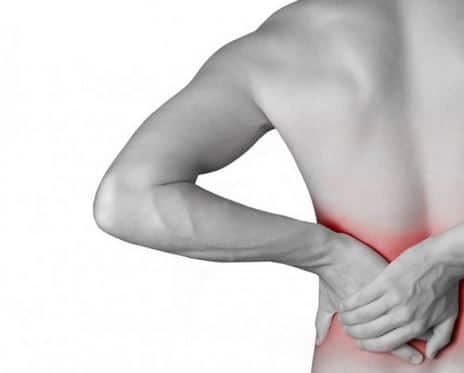 Hiện tượng đau nhói sau lưng bên trái