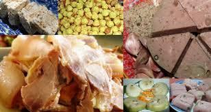 Những món ăn ngày tết miền trung