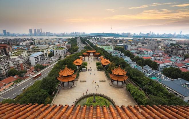 Những tỉnh và thành phố ở Trung Quốc