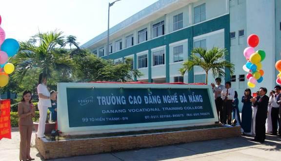 Các trường cao đẳng nghề ở đà nẵng