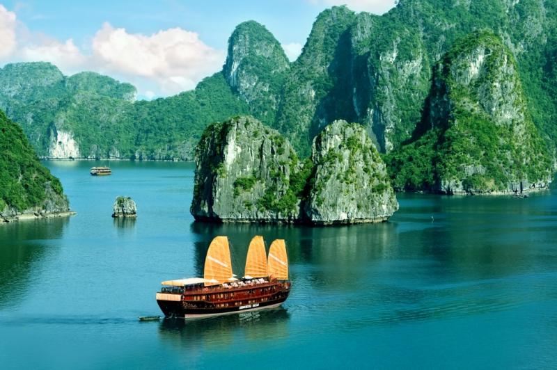 Các danh lam thắng cảnh đẹp ở Việt Nam